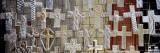 Large Group of Crucifixes  San Miguel de Allende  Guanajuato  Mexico