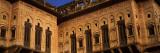 View of a Palace  Mandawa  Jhunjhunu District  Rajasthan  India