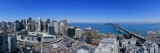 360 Degree View of a City  Rincon Hill  San Francisco  California  USA