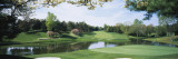 Lake on a Golf Course  Congressional Country Club  Bethesda  Maryland  USA