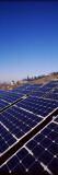 Solar Panels on a Brewery Rooftop  Freiburg Im Breisgau  Baden-Wurttemberg  Germany