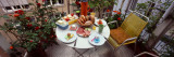 Breakfast on a Dining Table  Stuttgart  Germany