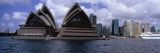 Opera House at Waterfront  Sydney Opera House  Sydney Harbor  Sydney  New South Wales  Australia