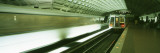 Metro Station Washington DC  USA