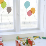 Balloons  (Window Decal)