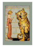 Hungry Tiger and Little Prince