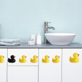 Duck Family (Water Resistant Decal)