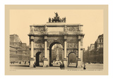 Carousal Triumphal Arch and Monument Gambetta