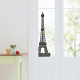 Eiffel Tower  (Window Decal)
