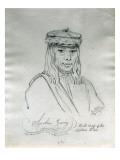 Portrait of Spokan Garry Head Chief of the Spokan Tribe