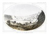 The Great Falls of the Missouri Located in Present Day Great Falls  Montana