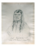 Portrait of Joseph Too-We-Tak-Hes Chief of the Nez Perce Indians