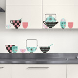 Tea time (Water Resistant Decal)