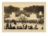 Versailles  Latona Bassin  High Waters