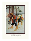 Teddy Roosevelt's Bears: The Snow-Shoe Club