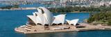 Opera House at Waterfront  Sydney Opera House  Sydney Harbor  Sydney  New South Wales  Australia