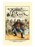 Puck Magazine: Probable Tactics