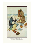Teddy Roosevelt's Bears: Teddy B and Teddy G Are Seasick
