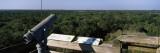 Telescope at Observation Point  Myakka River State Park  Sarasota  Sarasota County  Florida  USA