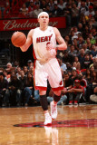 Orlando Magic v Miami Heat  Miami  FL - March 3: Mike Bibby