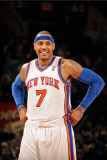 Cleveland Cavaliers  v New York Knicks  New York - March 4: Carmelo Anthony