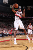 Miami Heat v Portland Trail Blazers  Portland  OR - January 9: Marcus Camby