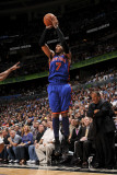 New York Knicks v Orlando Magic  Orlando  FL - March 1: Carmelo Anthony