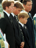 Princess Diana Funeral  September 6th 1997