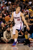 Denver Nuggets v Los Angeles Clippers  Los Angeles  CA - March 5: Bl  ake Griffin and Kenyon Martin