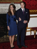 Prince William is to marry Kate Middleton next year  Clarence House has said