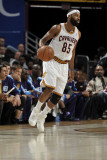 New Orleans Hornets v Cleveland Cavaliers  Cleveland - March 6: Baron Davis