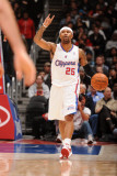 Houston Rockets v Los Angeles Clippers  Los Angeles  CA - March 2: Mo Williams