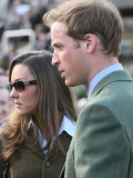 Prince William and Kate Middleton  13th March 2007