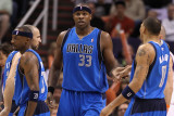 Dallas Mavericks v Phoenix Suns  Phoenix  AZ - February 17: Brendan Haywood