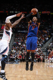 New York Knicks v Atlanta Hawks  Atlanta - March 6: Carmelo Anthony and Josh Smith