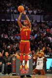 Foot Locker Three-Point Contest  Los Angeles  CA - February 19: Daniel Gibson