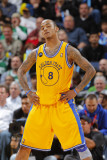 Boston Celtics v Golden State Warriors  Oakland  CA - February 22: Monta Ellis