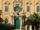Auberge De Castille Valletta Malta  Offices of the Prime Minister