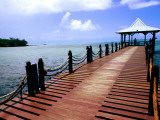 Jetty on Mahebourg Waterfront