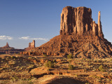 Inner Canyon Landscape  West Mitten