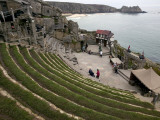The Cliffside Minack Theatre
