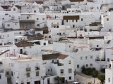 Whitewashed Buildings