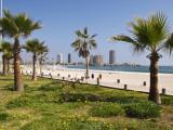 Oceanfront Promenade and Beach