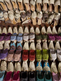 Shoes on Market Stall in Bur Dubai (North)