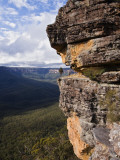 Sandstone Cliff  Mt Solitary