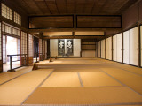 Interior of Takayama-Jinya  Former Government House
