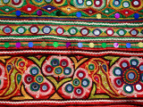 Detail of Embroidered Bag