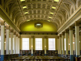 The Reading Room in the Barr Smith Library  University of Adelaide