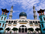 Great Mosque (Qingzhen Dasi)  One of China's Largest