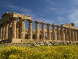 Selinunte Temple Ruin